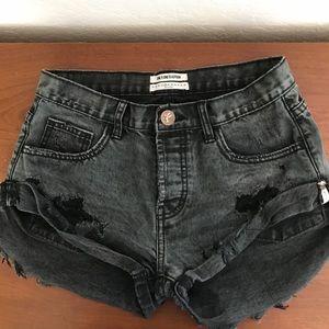 Oneteaspoon bandit shorts